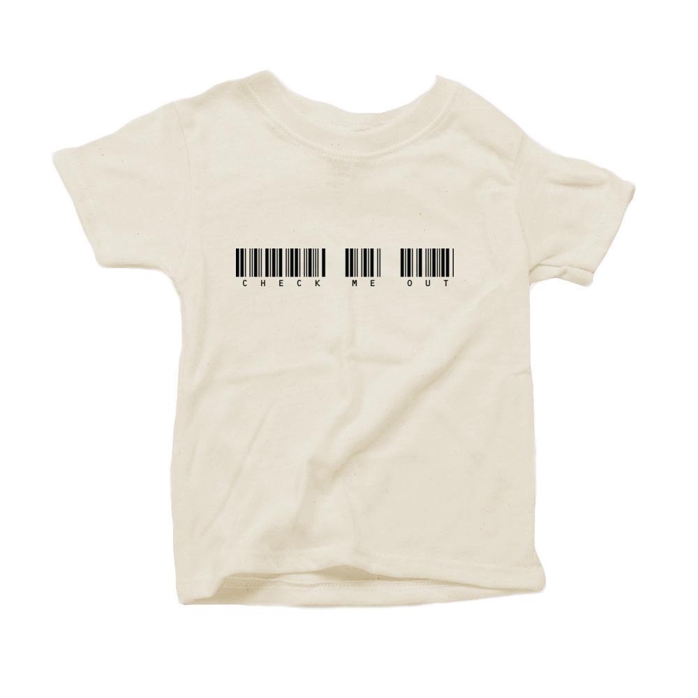 Check Me Out Organic Tshirt