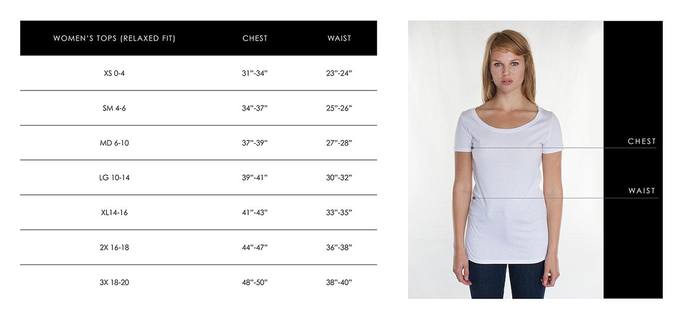 Women Size Guide