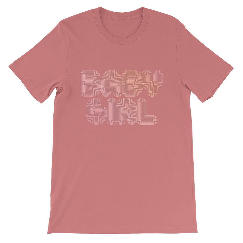 Baby Girl Crewneck Tshirt