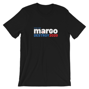 Margo the destroyer 2020